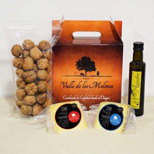 Pack premiados supergold nueces y aceite.