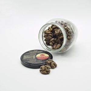 Tarro 200g Nuez Chocolate Negro