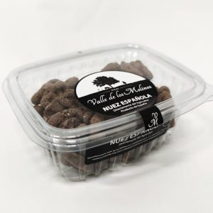 Blister 100 g Nuez Chocolate Negro