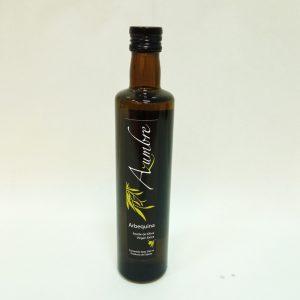 Aceite Variedad Arbequina 500 ml.